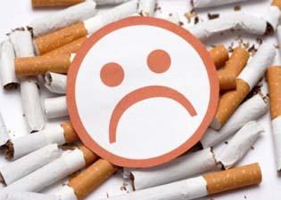 Количество курильщиков в области снижается
